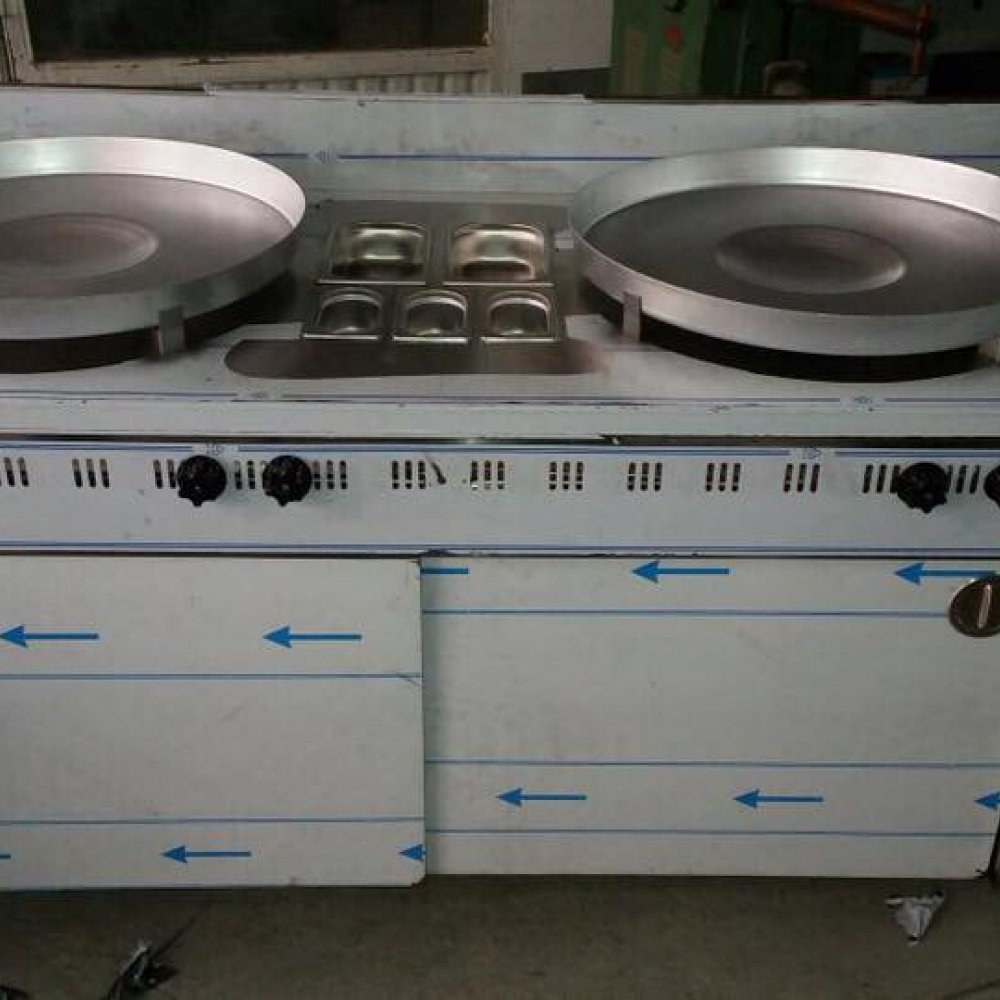 Double Tray Tantuni Countertops