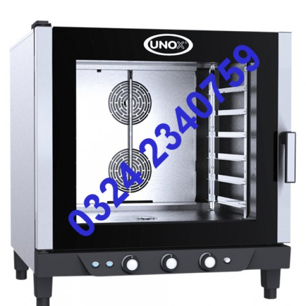 Bakerlux Manual Logger Convection Oven