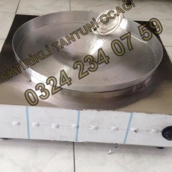 Electric Tantuni Furnace