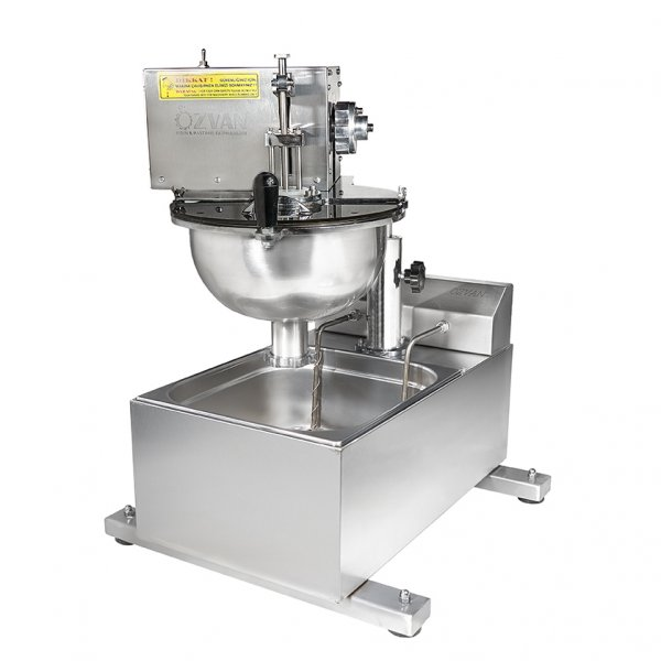 Fryer Top Set Mini Bite Machine