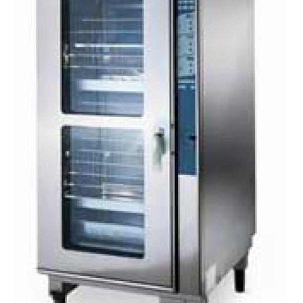 Combi Oven with 20 Trays