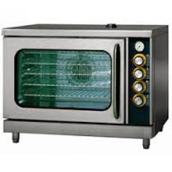 Combi Oven With 6 Trays