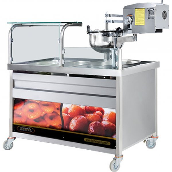 Luxury Counter Top Machine