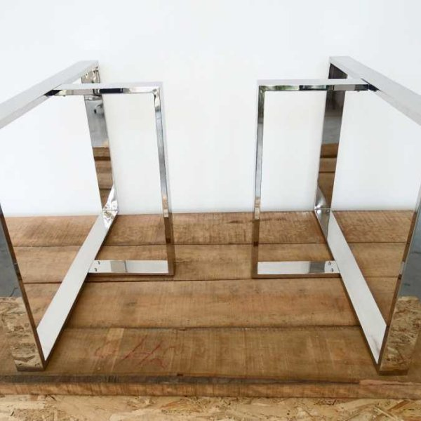 Stainless Table Base Set (115)