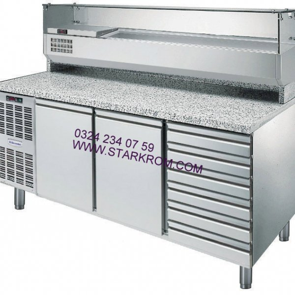 Pizza Preparation Unit (165)