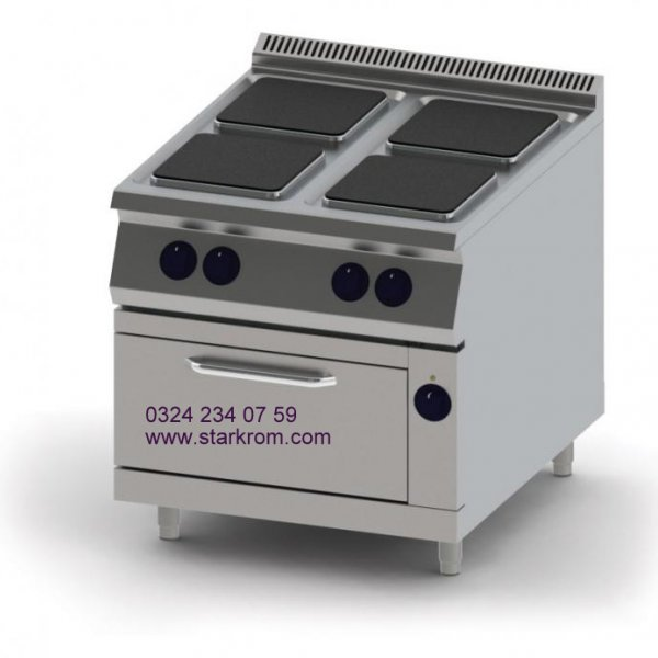 Electric Oven Range (253)