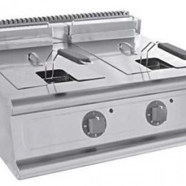 Double Basket Fryer (263)