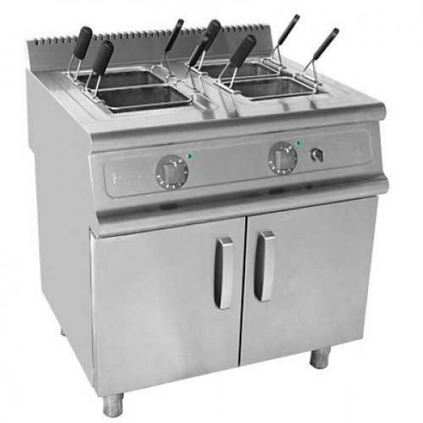 Double Bowl Pasta Scalding Machine (309)